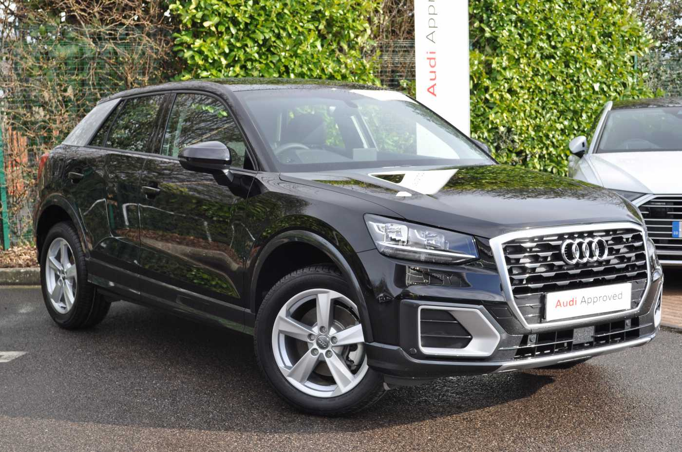 Approved Used Audi Q2 Sport 30 TDI 116 PS 6-speed (WF19YDP