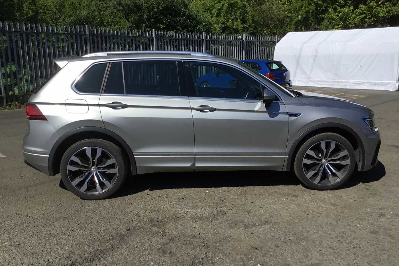 Volkswagen Tiguan for sale