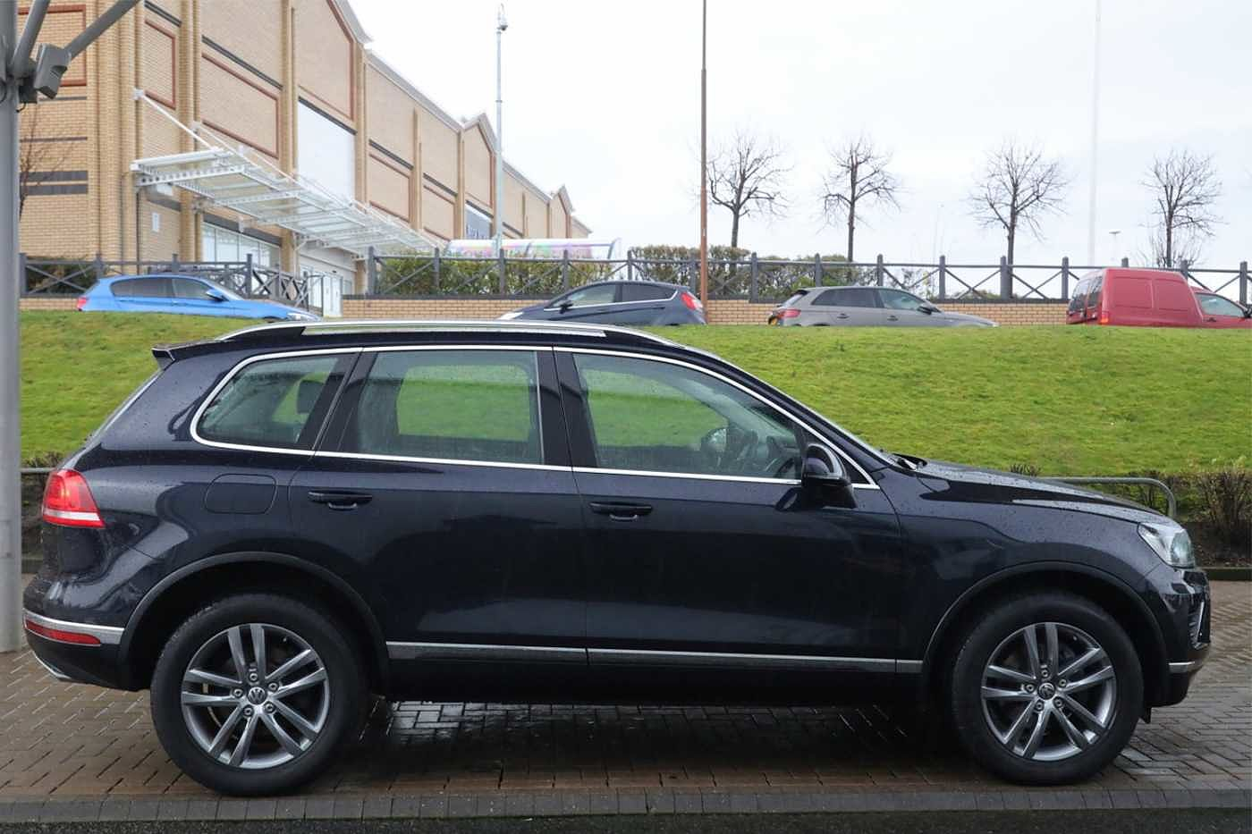 Volkswagen Touareg for sale