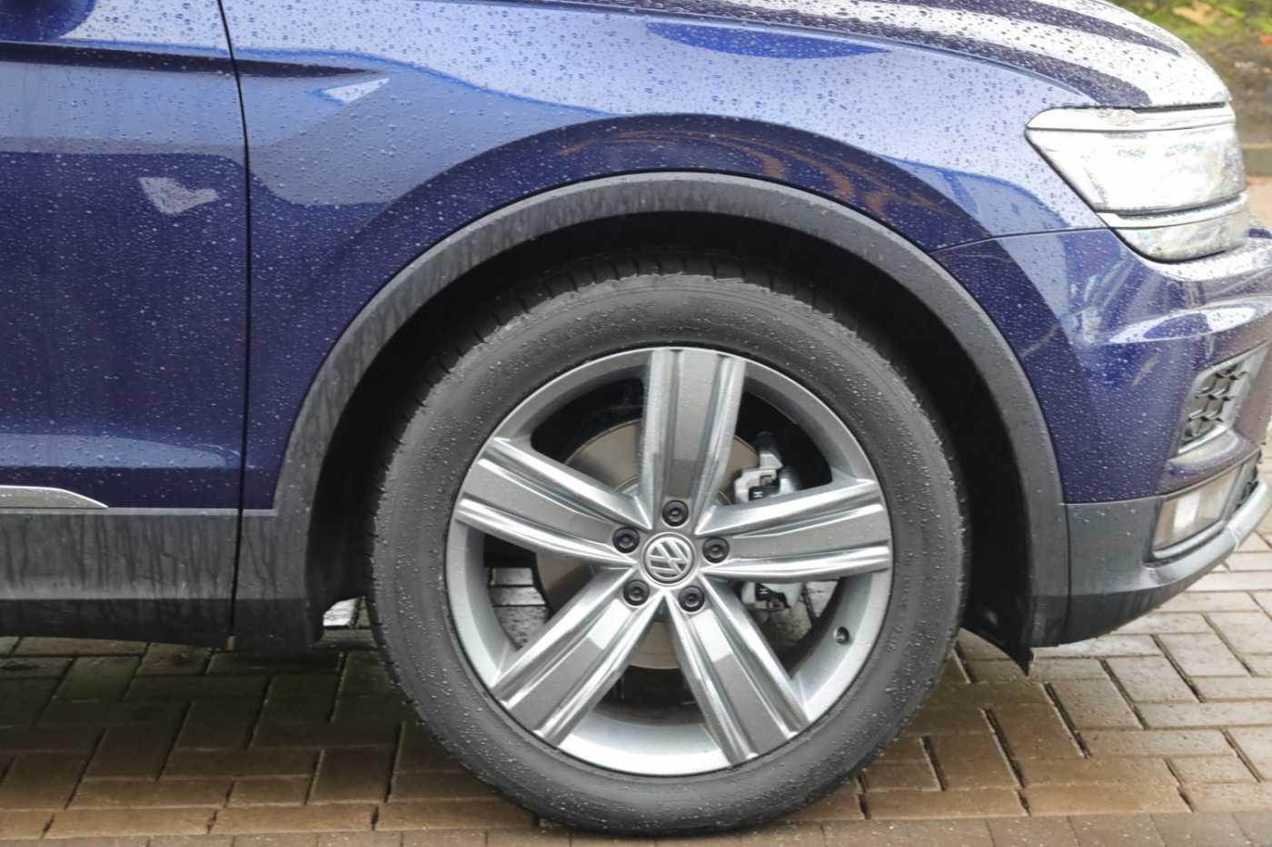 69 Reg 2019 Volkswagen Tiguan 5Dr 1.5