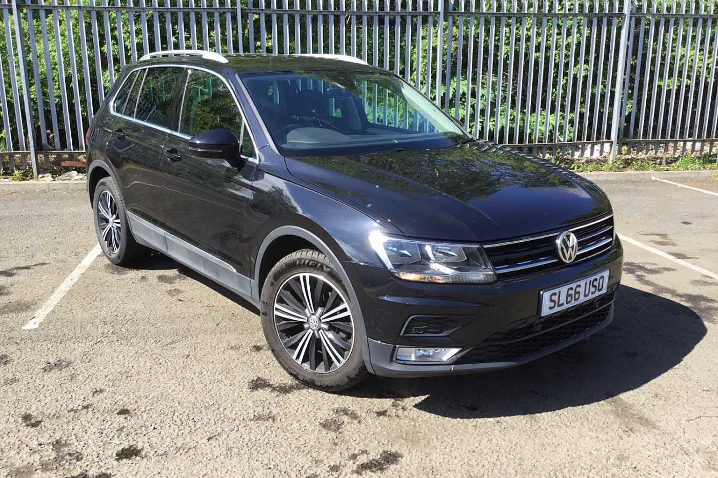 2016 Tiguan 2.0 TDI 150PS 2WD SE 5dr for Sale in Edinburgh