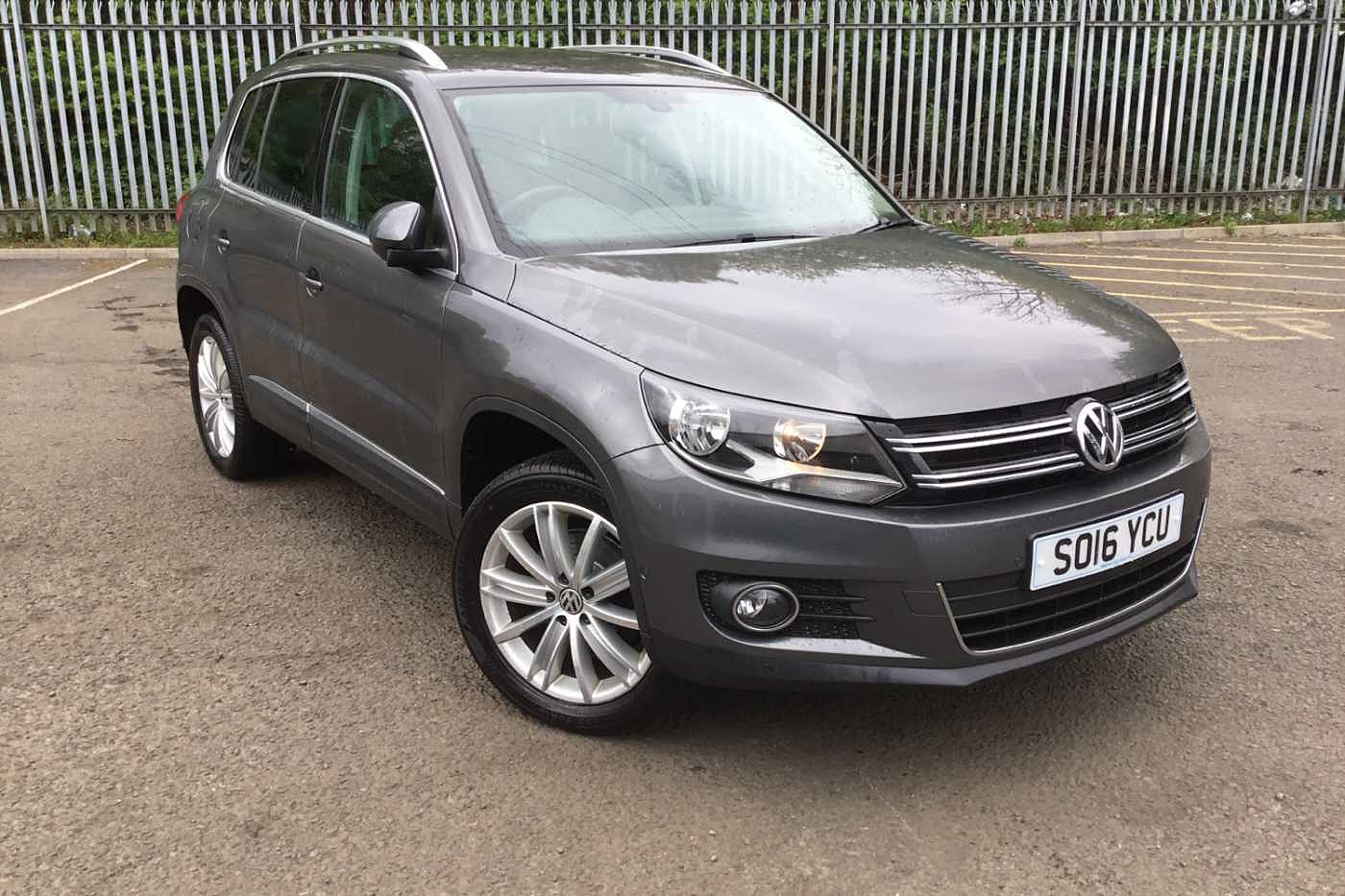 2016 Tiguan 2.0 TDI 150PS Match 4Motion SCR for Sale in Edinburgh