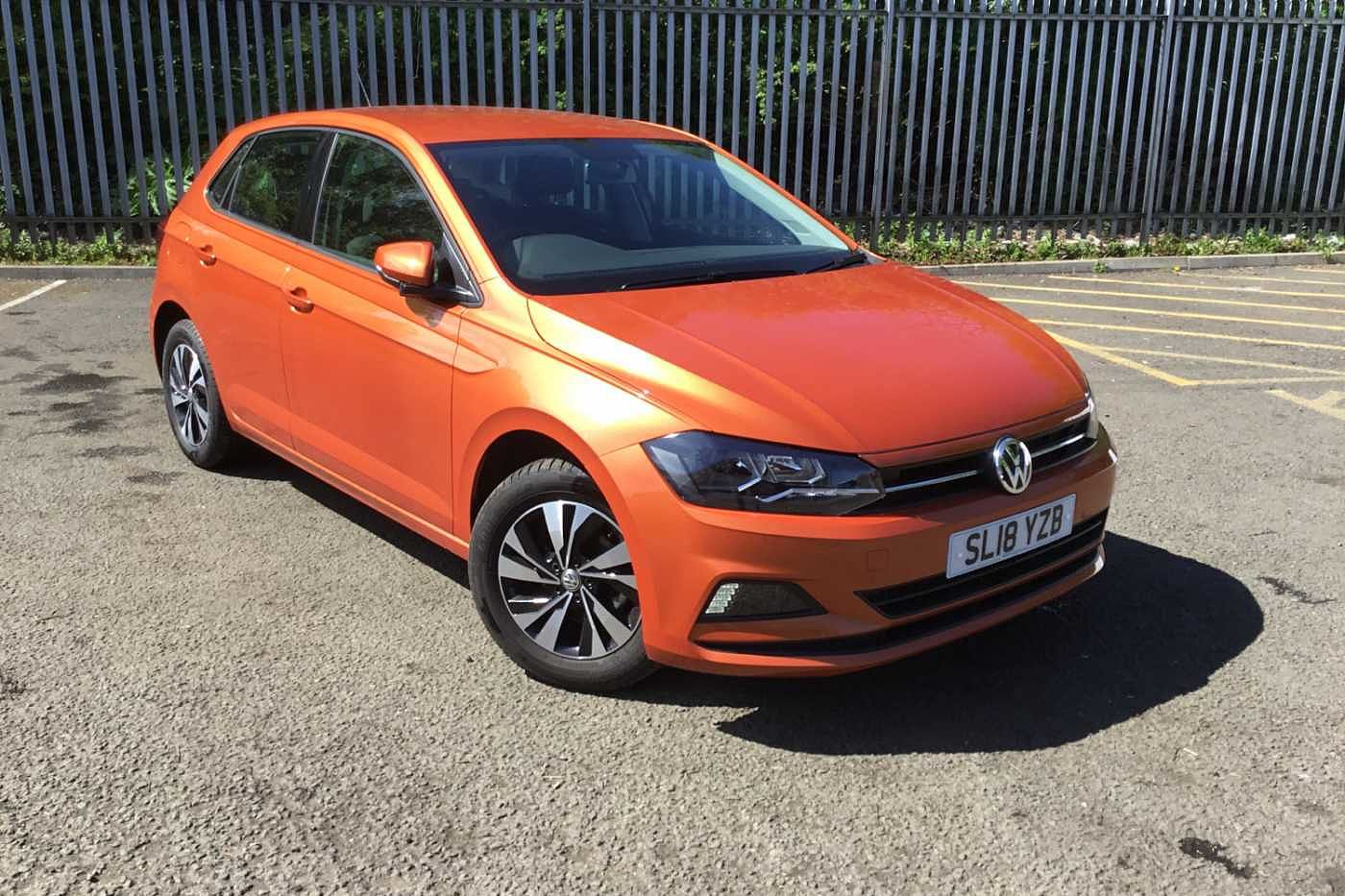 2018 Polo MK6 Hatchback 5Dr 1.0 TSI 95PS SE for Sale in Edinburgh
