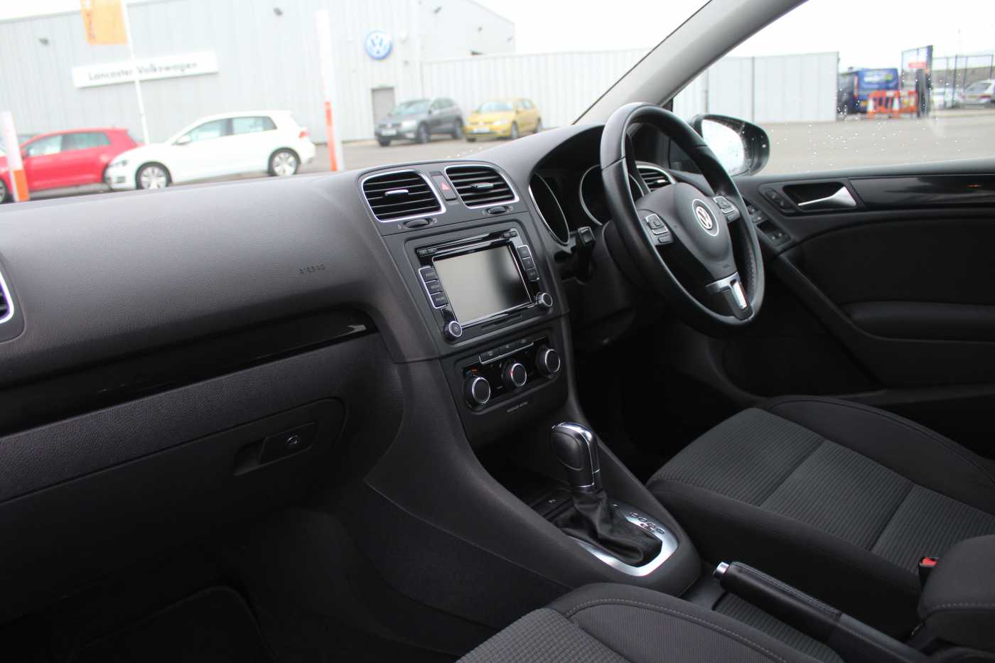 Volkswagen Golf 1.6 TDI Match 105PS DSG 5Dr