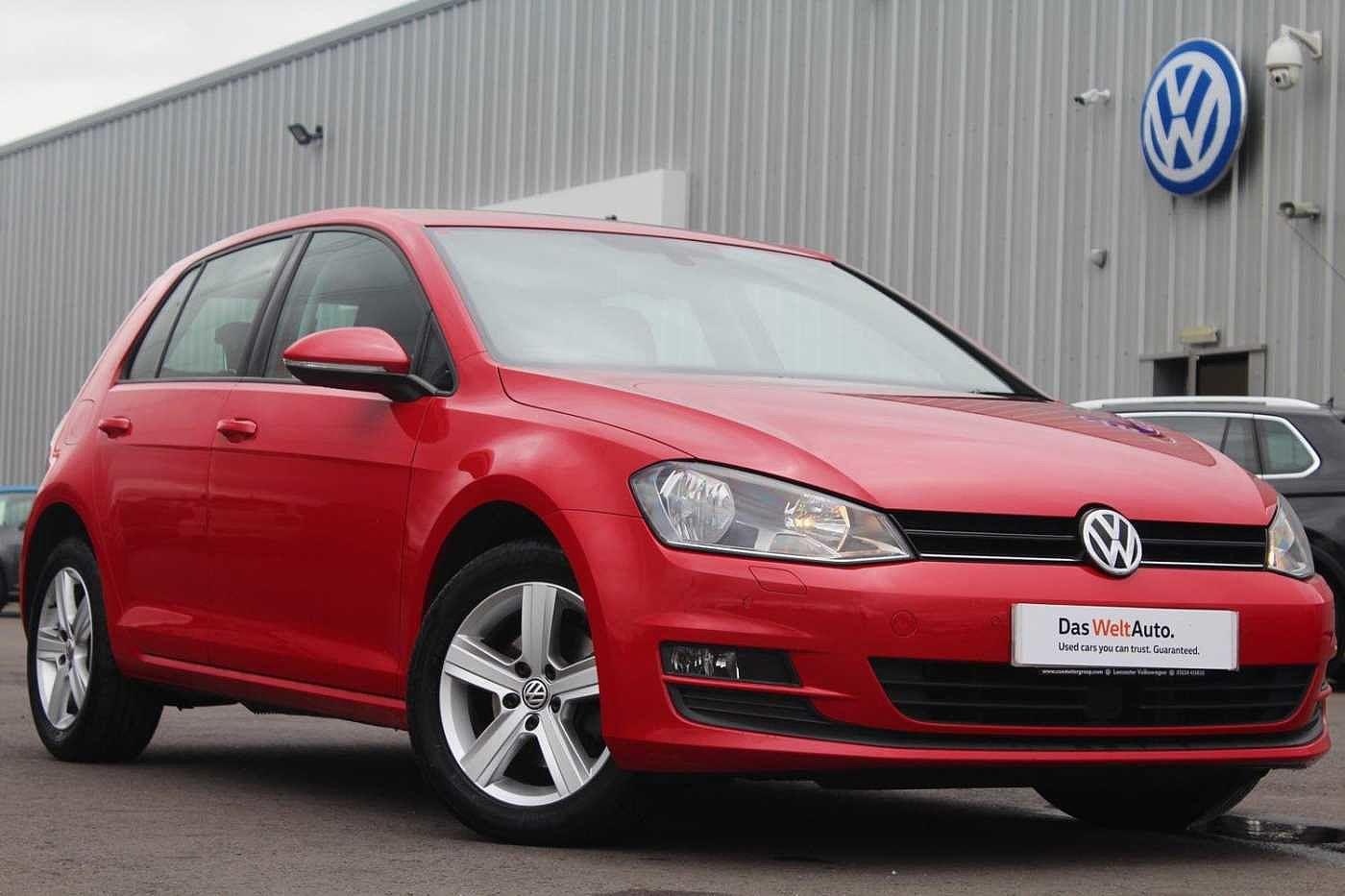 Volkswagen Golf 1.6 TDI Match Edition (110PS) DSG 5-Dr