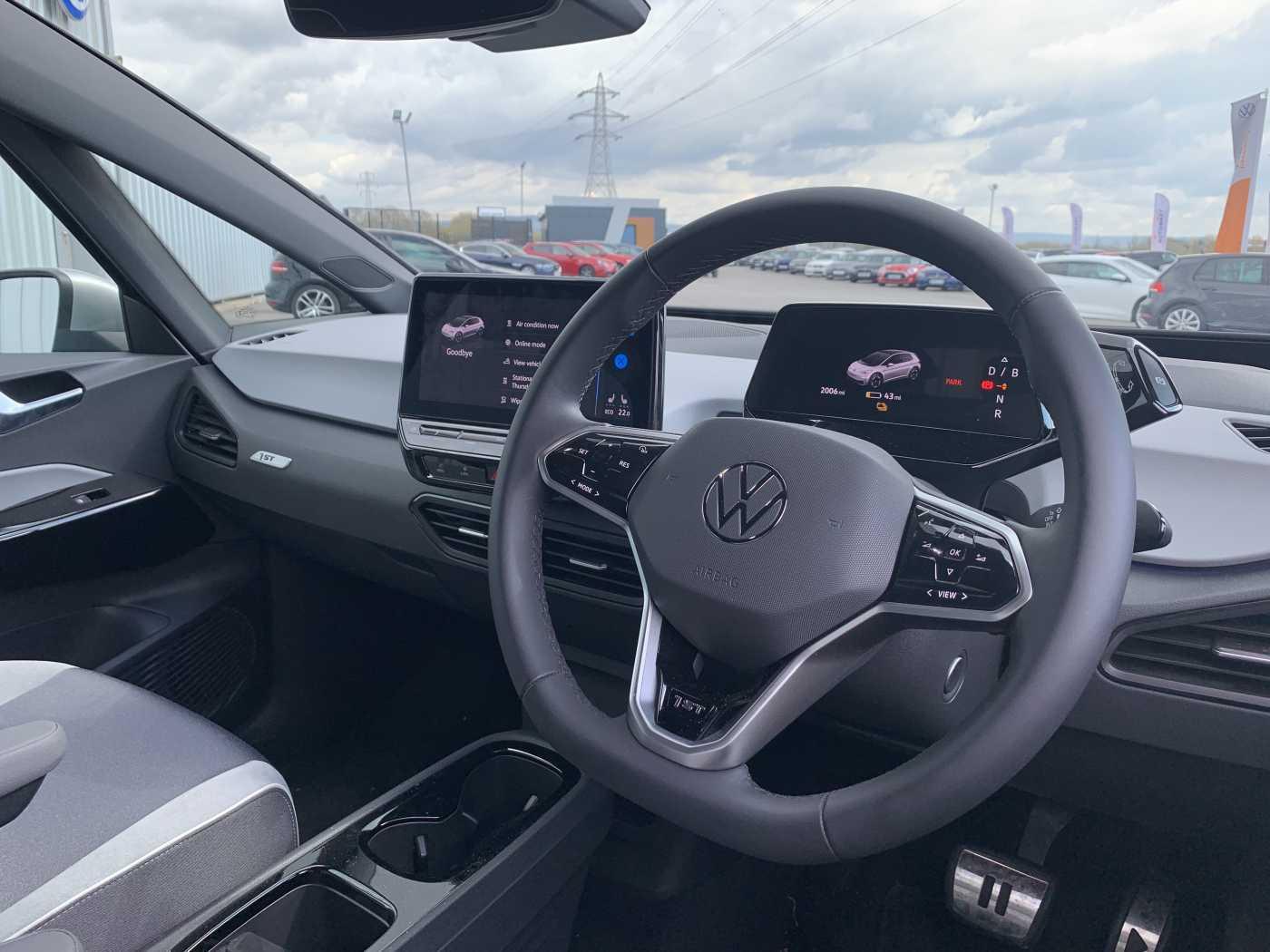 Volkswagen ID.3 Images
