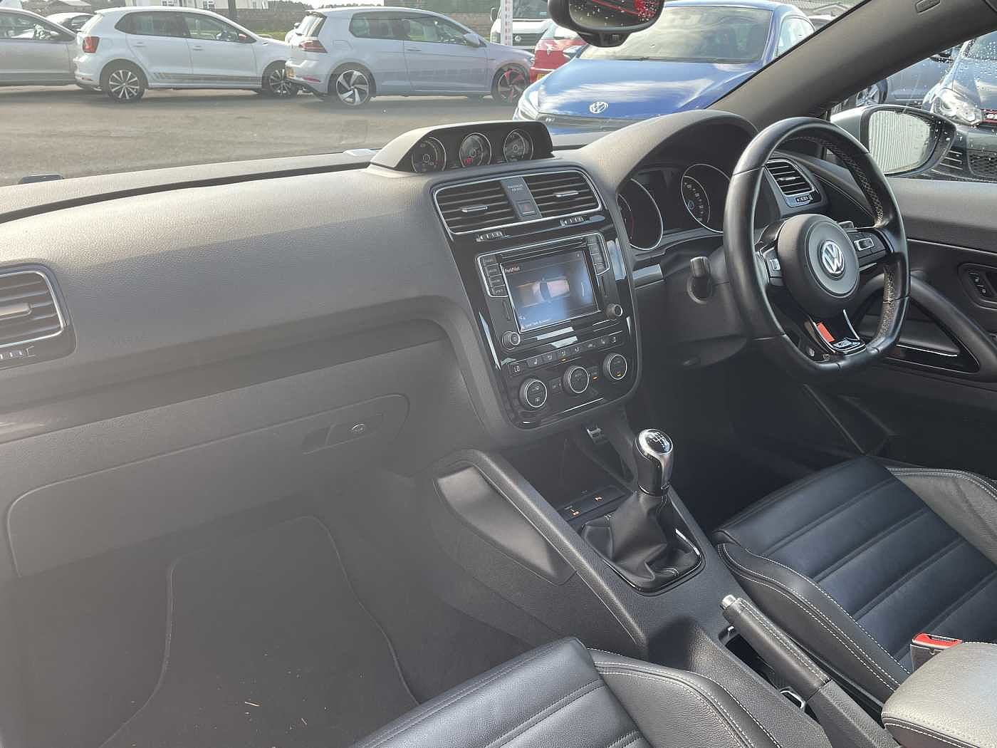Volkswagen Scirocco Images