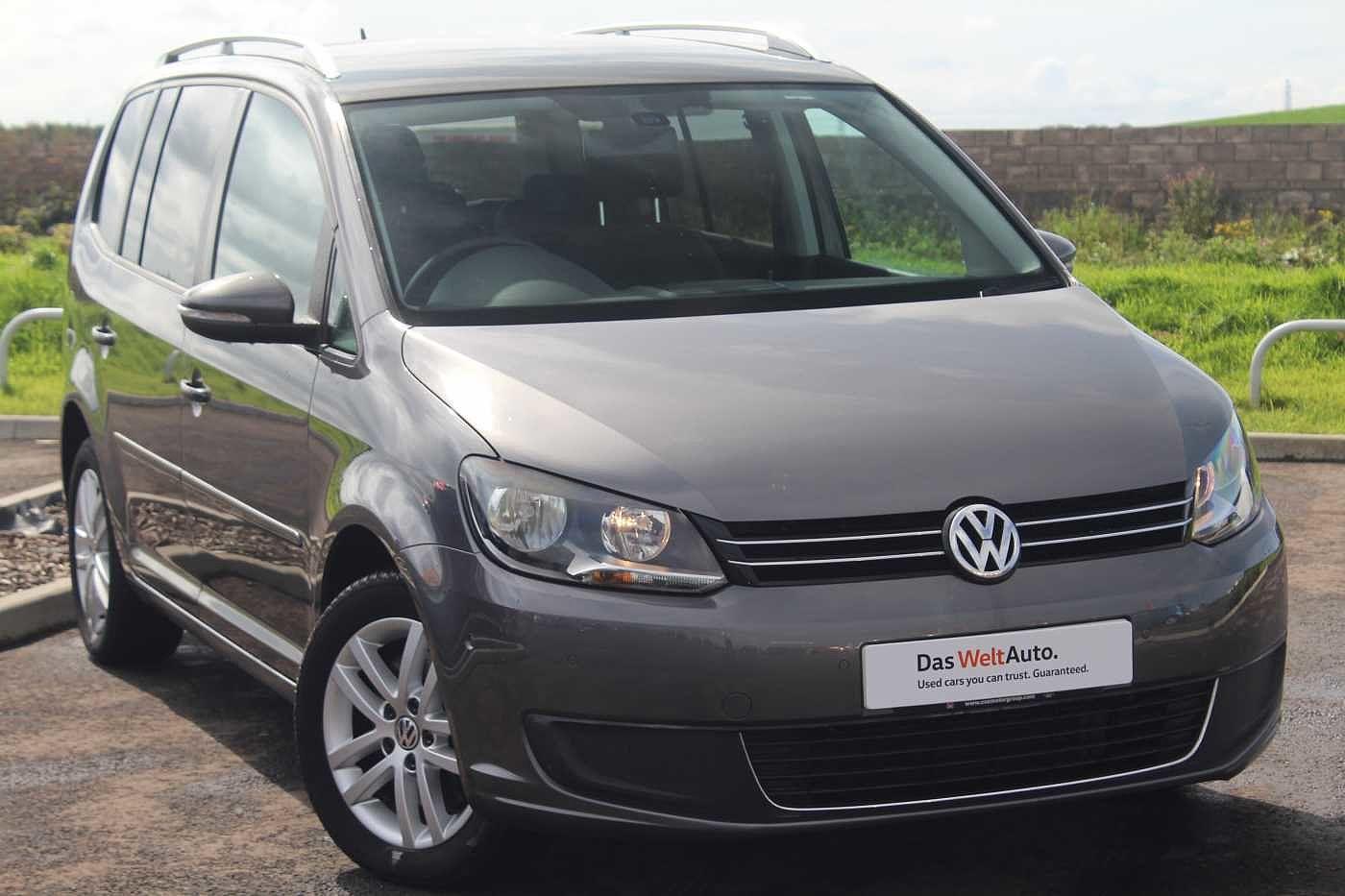 Volkswagen Touran 2.0 TDI SE 7-Seat