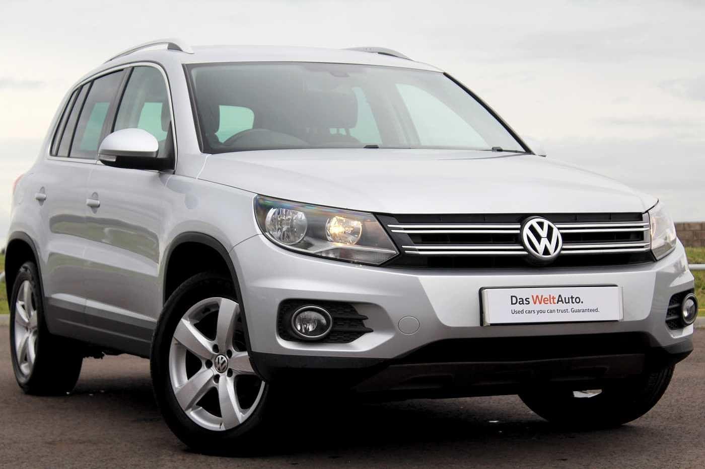 Volkswagen Tiguan 2.0TDI (140PS) 4WD Escape BlueMotion 5-Dr