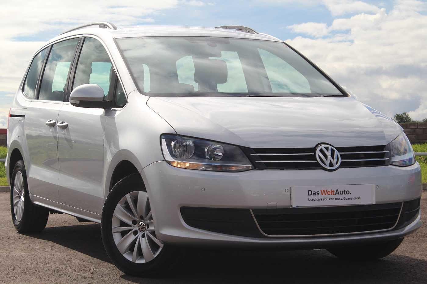 Volkswagen Sharan 2.0 TDI SE (177 PS)