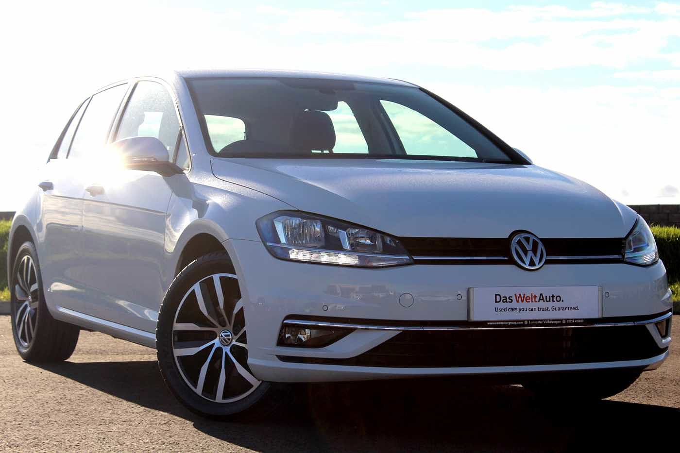 Volkswagen Golf MK7 Facelift 1.6TDI SE Nav 115PS 5dr