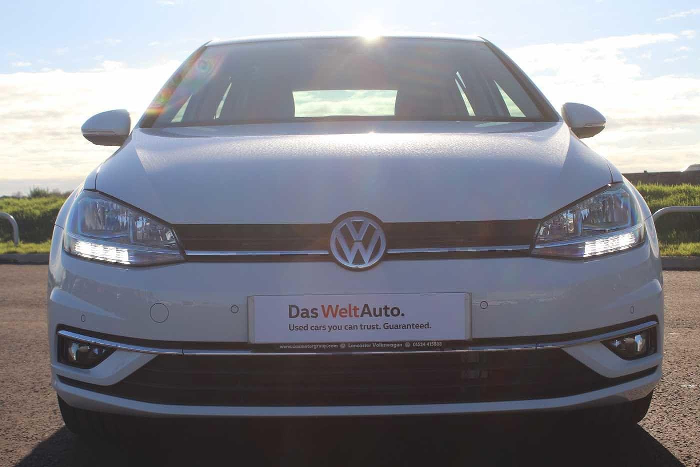 Volkswagen Golf MK7 Facelift 1.6TDI SE Nav BMT 115PS 5dr HB