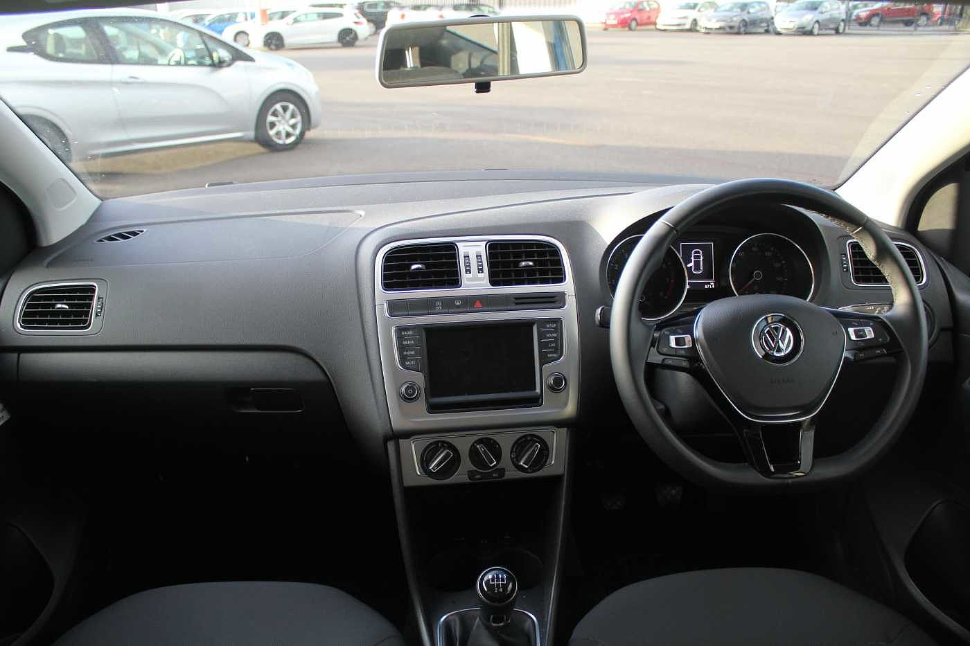 Volkswagen Polo 1.0 TSI BlueMotion (95 PS) 5-Dr