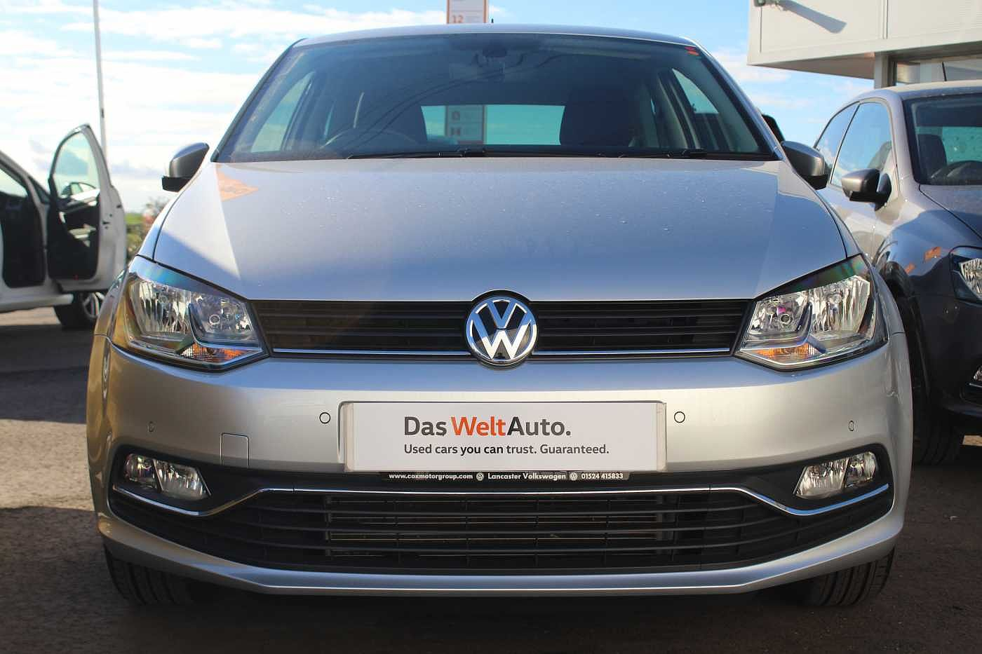 Volkswagen Polo Hatchback 1.0 75 Match Edition 3dr