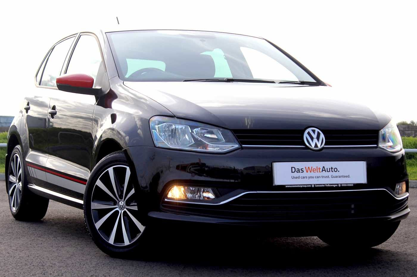 Volkswagen Polo 1.0 Beats BMT (75PS) 5-Dr Hatchback