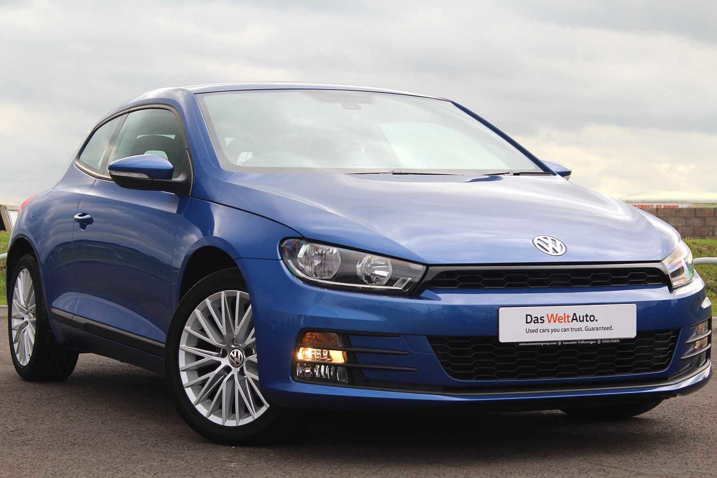 Volkswagen Scirocco 1.4 TSI Base BMT (125 PS) 3-Dr Coupe
