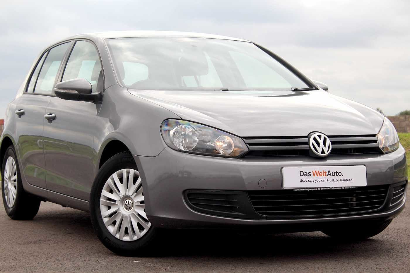 Volkswagen Golf 1.4 S 5dr