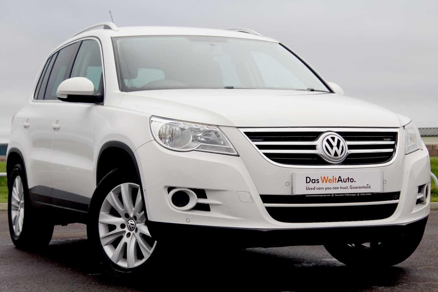 Volkswagen Tiguan 2.0 TDI Match 4Motion 5-Dr