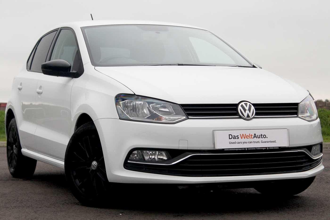 Volkswagen Polo 1.0 SE (60 PS) BMT 5-Dr