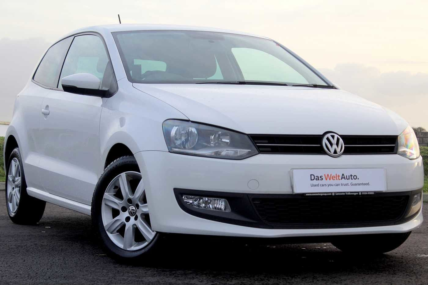 Volkswagen Polo 1.2 (60ps) Match Edition