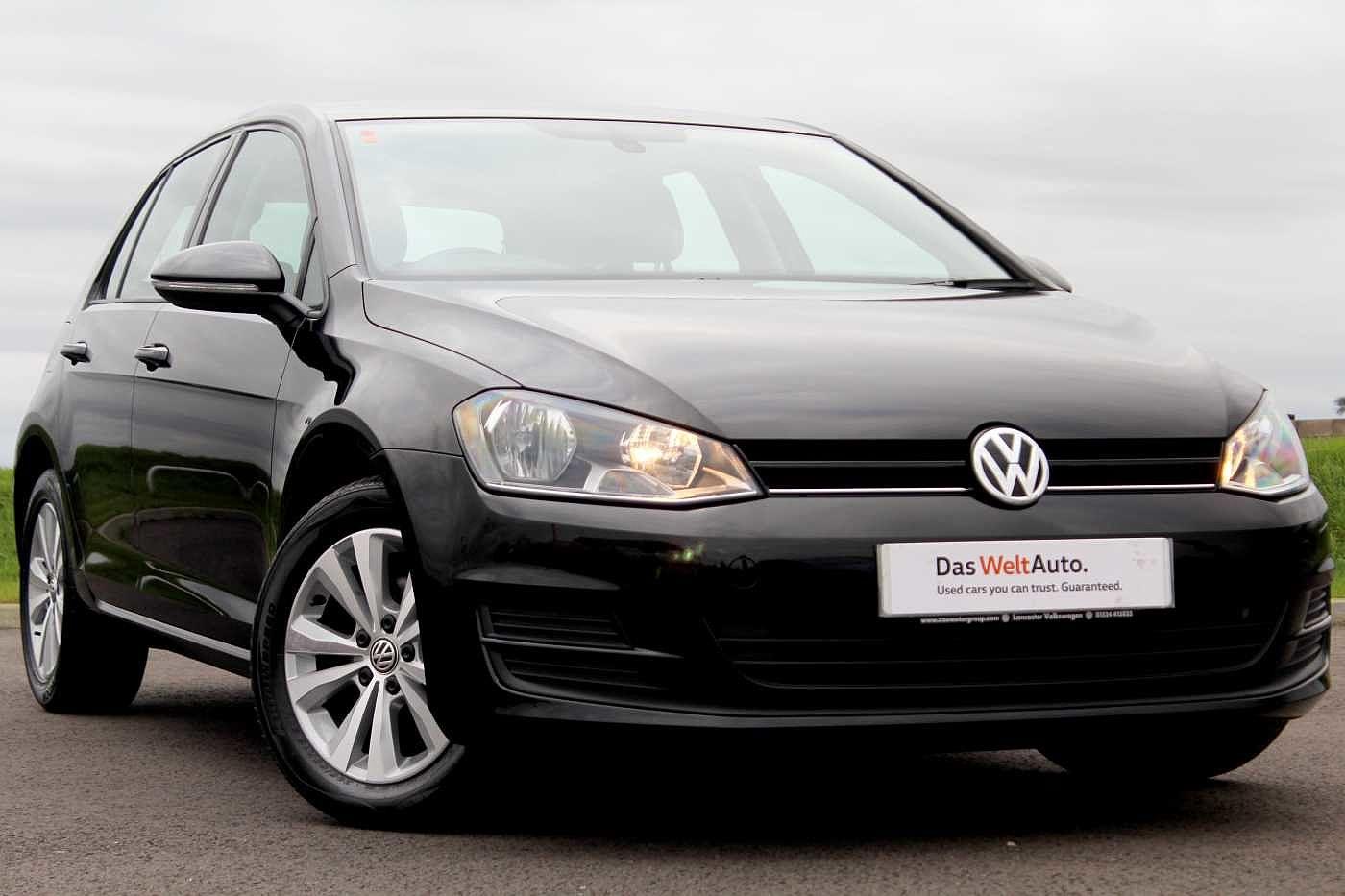 Volkswagen Golf 1.6 TDI SE (105 PS) DSG 5-Dr
