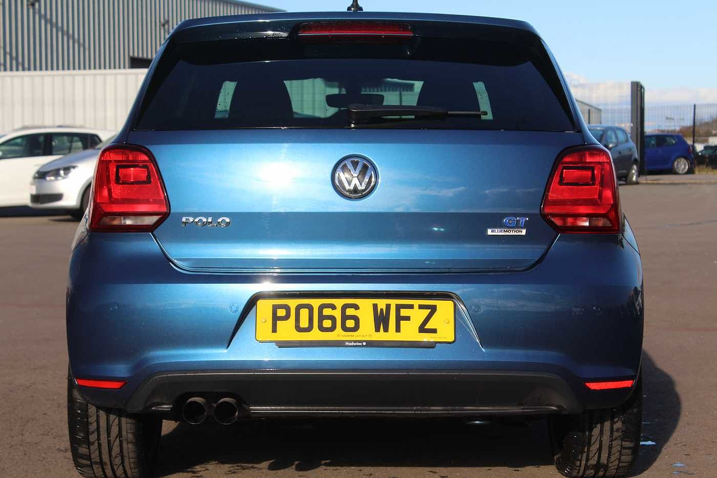 Volkswagen Polo 1.4 TSI BlueGT ACT 150PS 5Dr