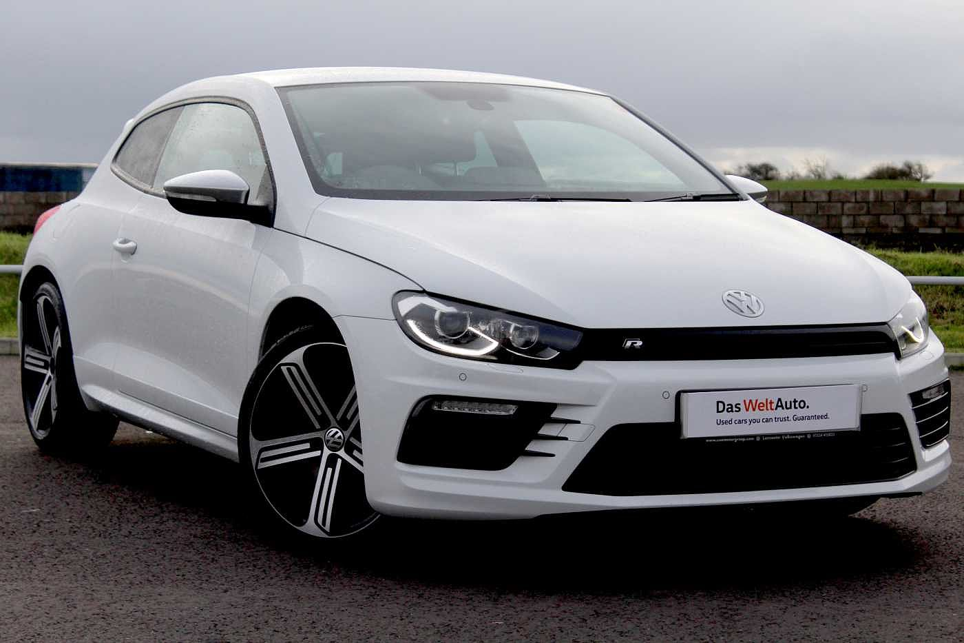 Volkswagen Scirocco 2.0 TSI R (s/s) (280 PS) 3-Dr Coupe