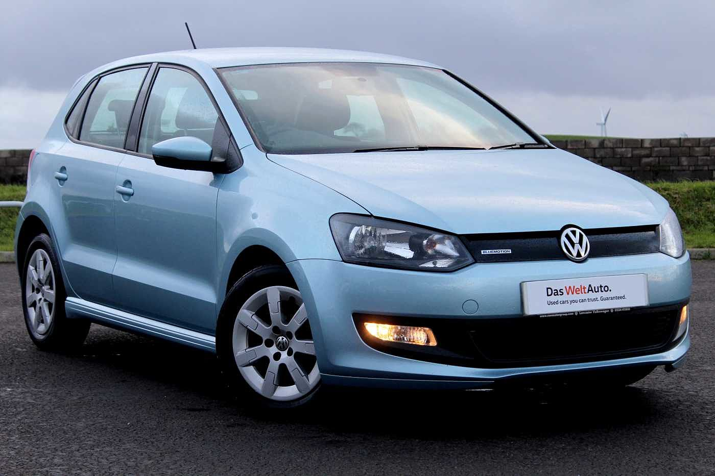 Volkswagen Polo 1.2 TDI (s/s) (75 PS) 5-Dr