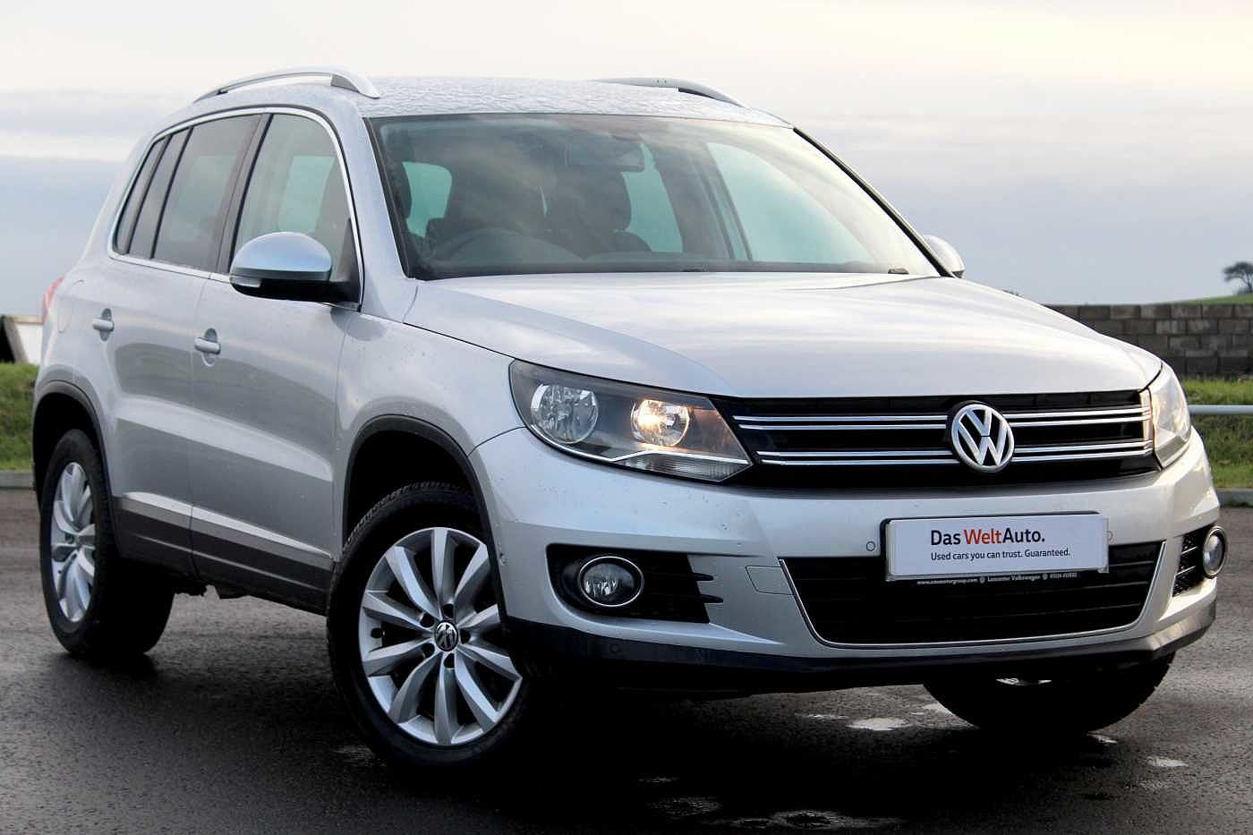 Volkswagen Tiguan 2.0TDI (140PS) 4WD Match BlueMotion 5-Dr