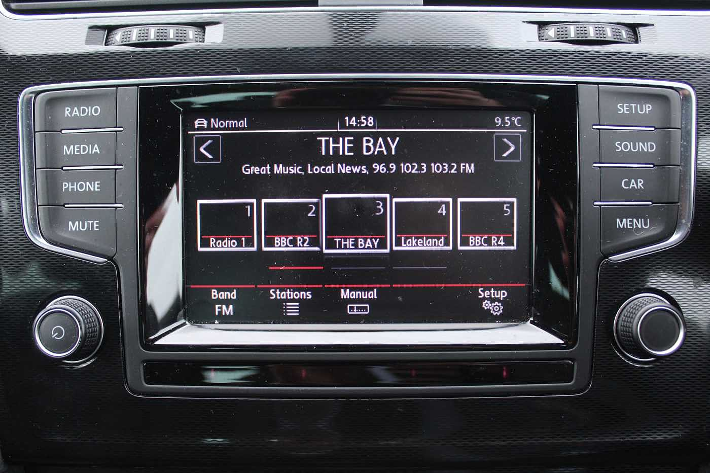 Volkswagen Golf 2.0 TSI GTI (220 PS)