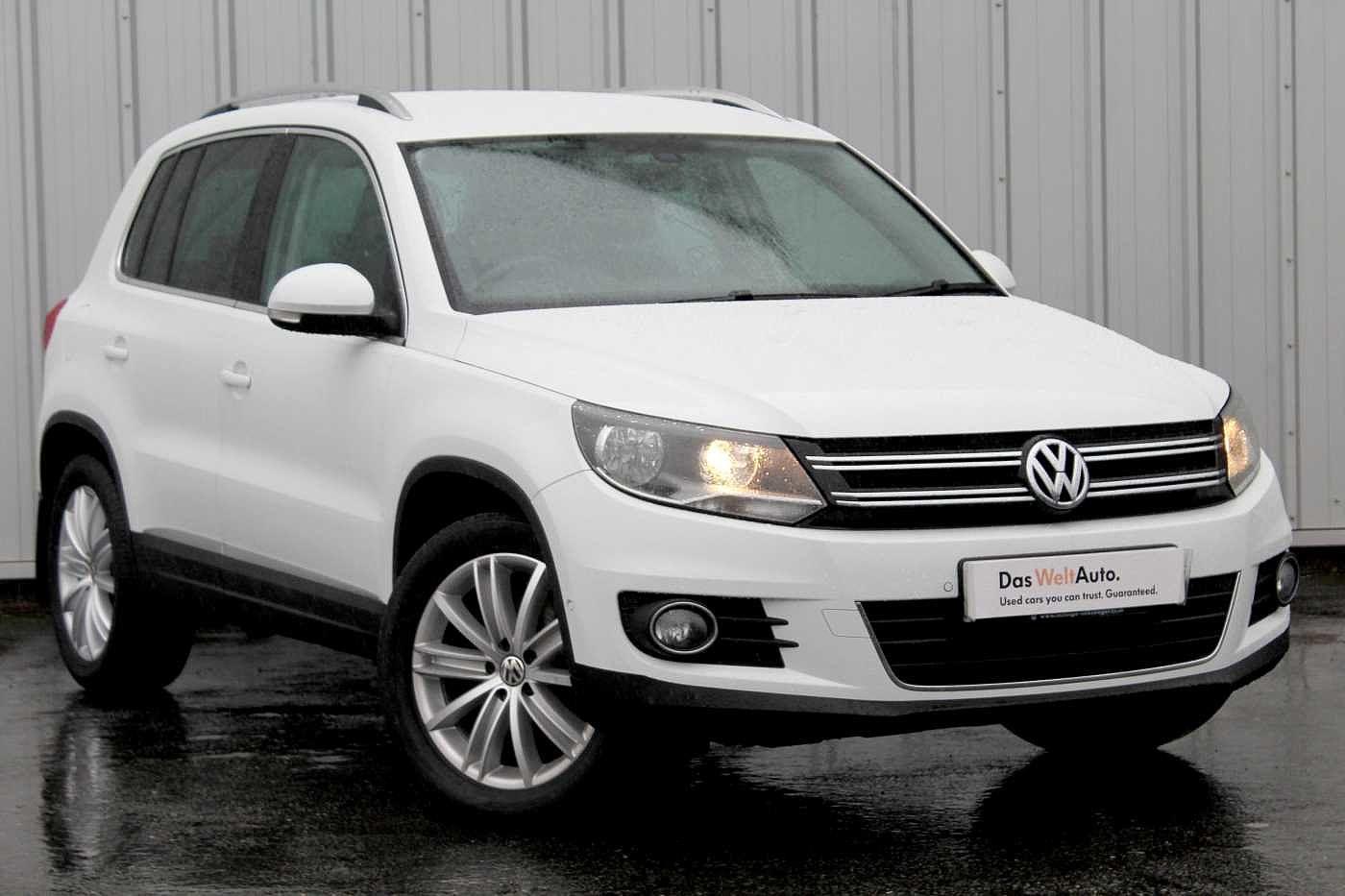 Volkswagen Tiguan 2.0TDI (150PS) Match BlueMotion 2WD SCR
