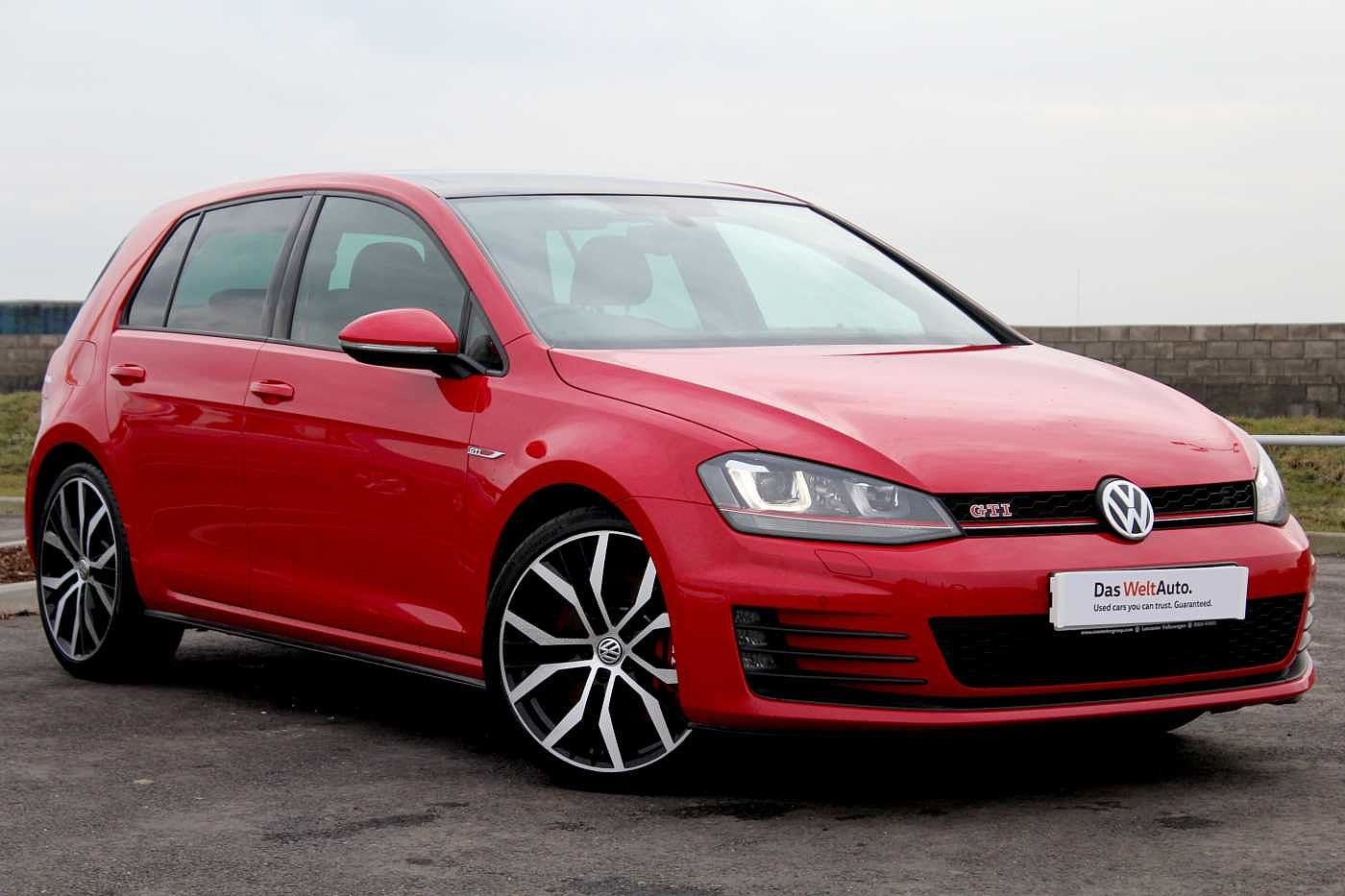 Volkswagen Golf 2.0 TSI GTI 230PS 5Dr
