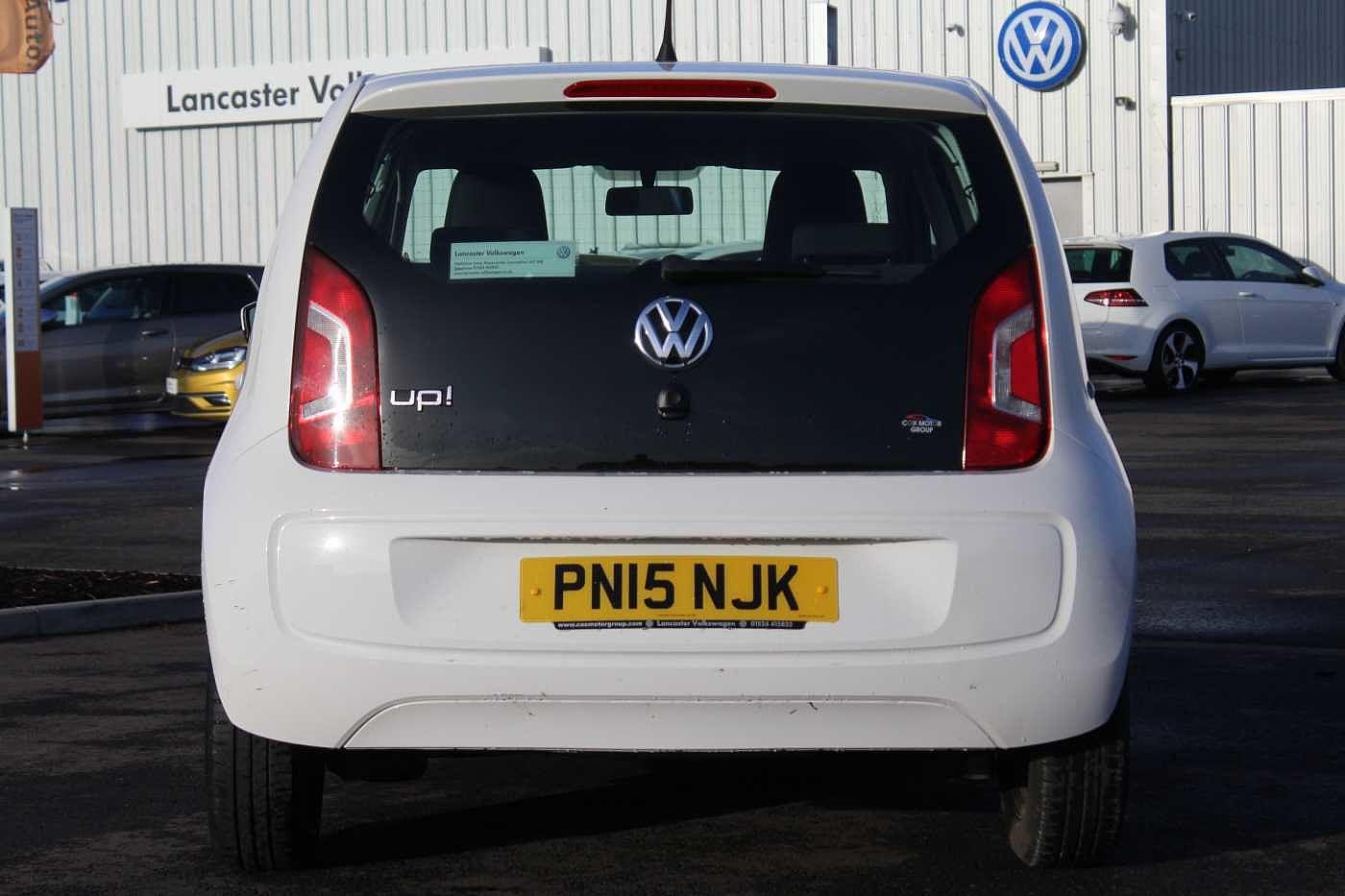 Volkswagen up! 1.0 (60PS) Move 5-Dr