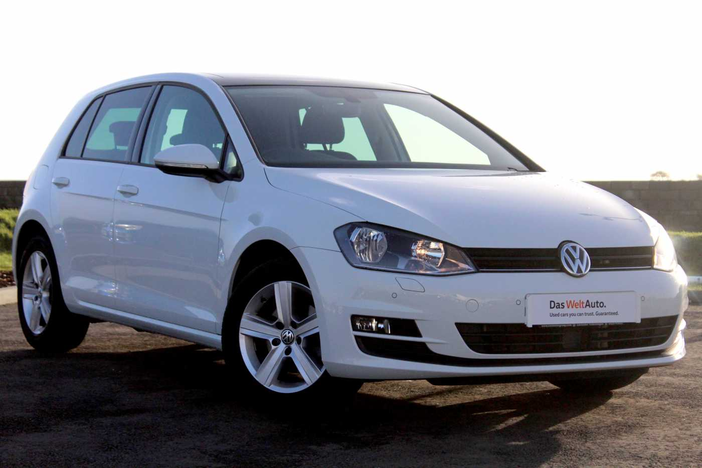 Volkswagen Golf 1.4 TSI Match Edition 125PS 5Dr