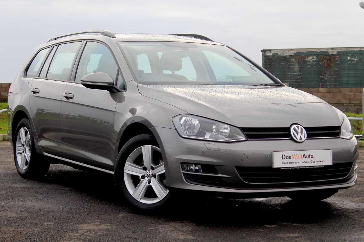 Volkswagen Golf MK7 Facelift 1.4 TSI Match Edition 125PS Estate