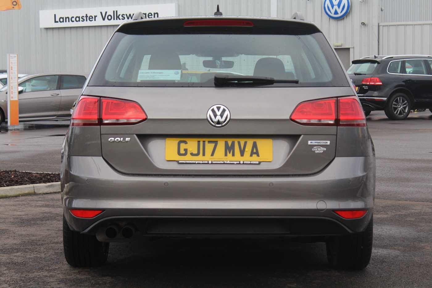 Volkswagen Golf MK7 Facelift 1.4 TSI S (s/s) (125 PS) Estate