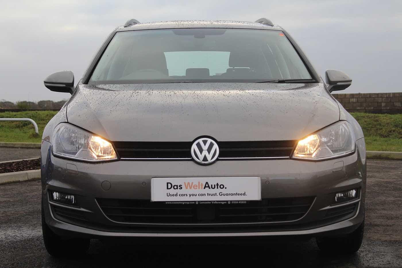 Volkswagen Golf MK7 Facelift 1.4 TSI Match Edition 125PS Estate