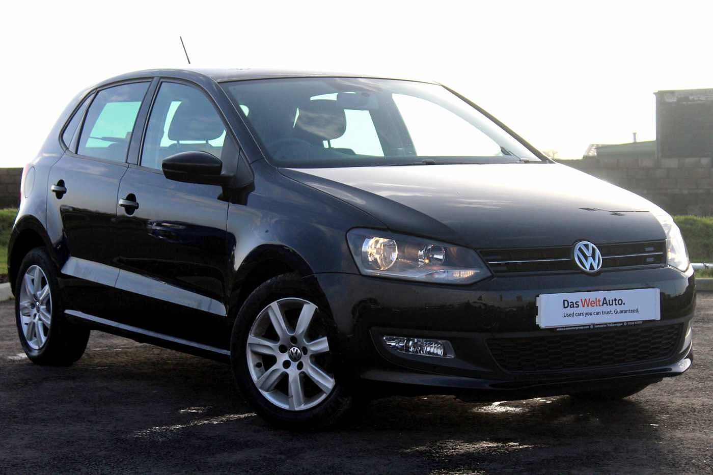 Volkswagen Polo 1.2 60PS Match Edition 5Dr