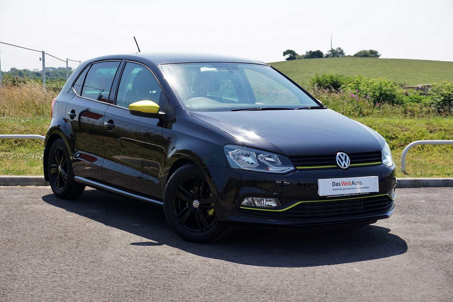 Volkswagen Polo 1.0 Match 75PS 5Dr