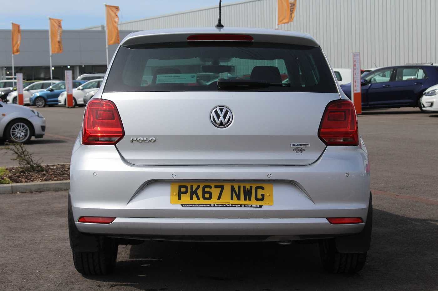 Volkswagen Polo 1.0 Match Edition 75PS 3Dr Hatchback