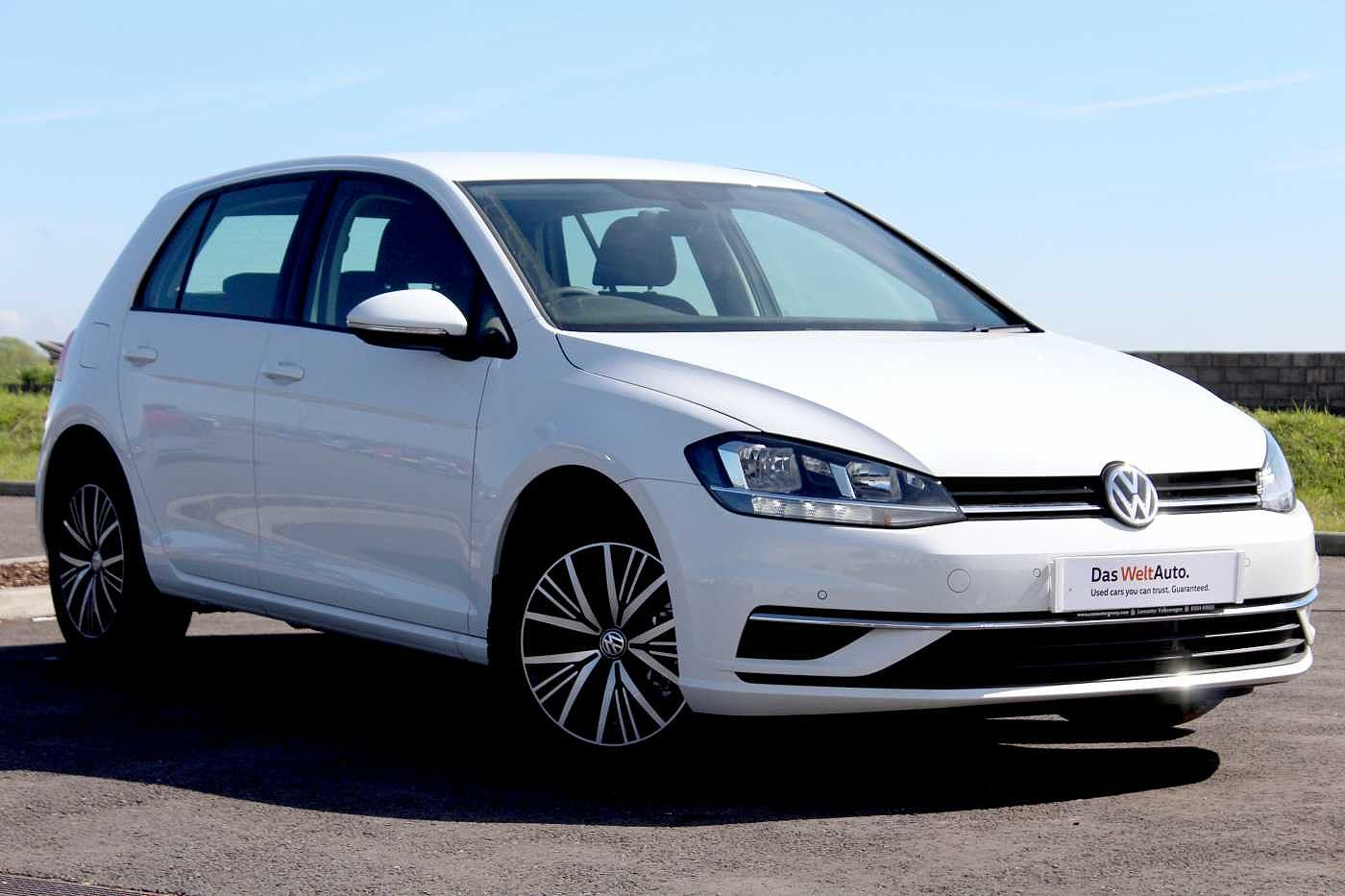 Volkswagen Golf MK7 Facelift 1.6 TDI SE Nav 115PS 5Dr