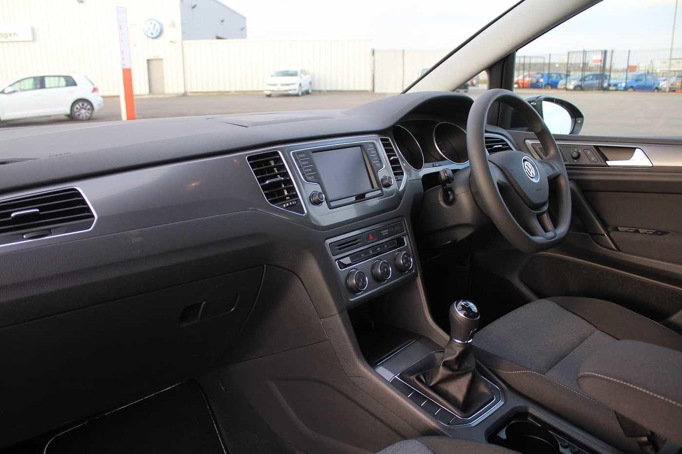Volkswagen Golf Sv Diesel Hatchback 1.6 TDI 115 S 5dr