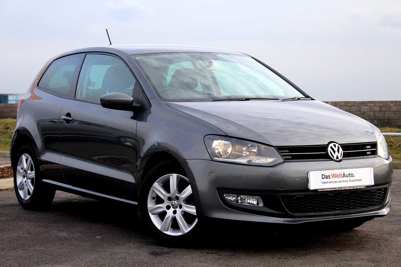 Volkswagen Polo 1.4 85PS Match Edition