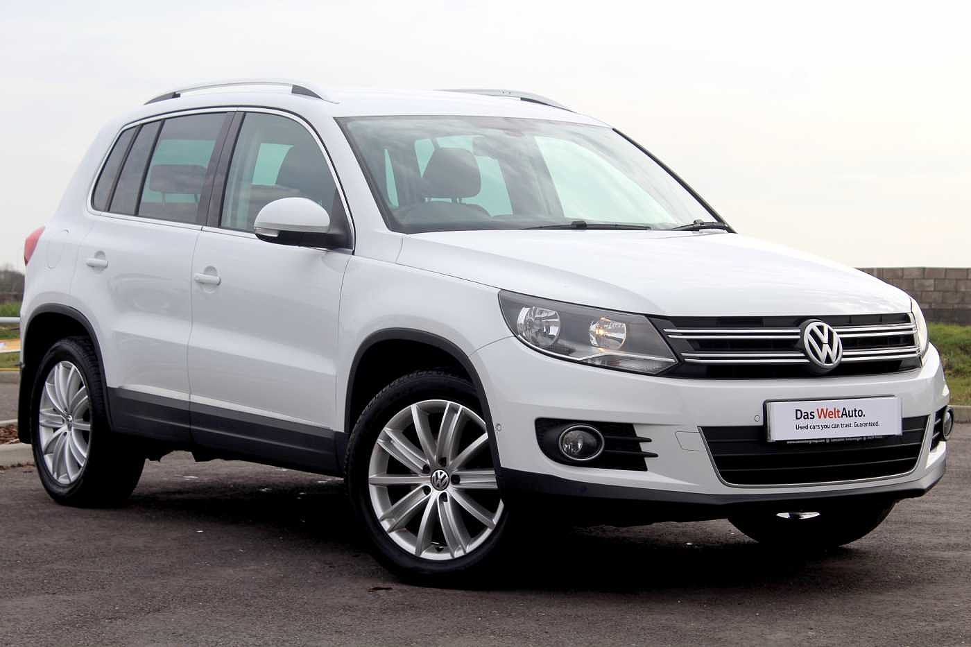 Volkswagen Tiguan 2.0 TDI 150PS Match 4Motion SCR