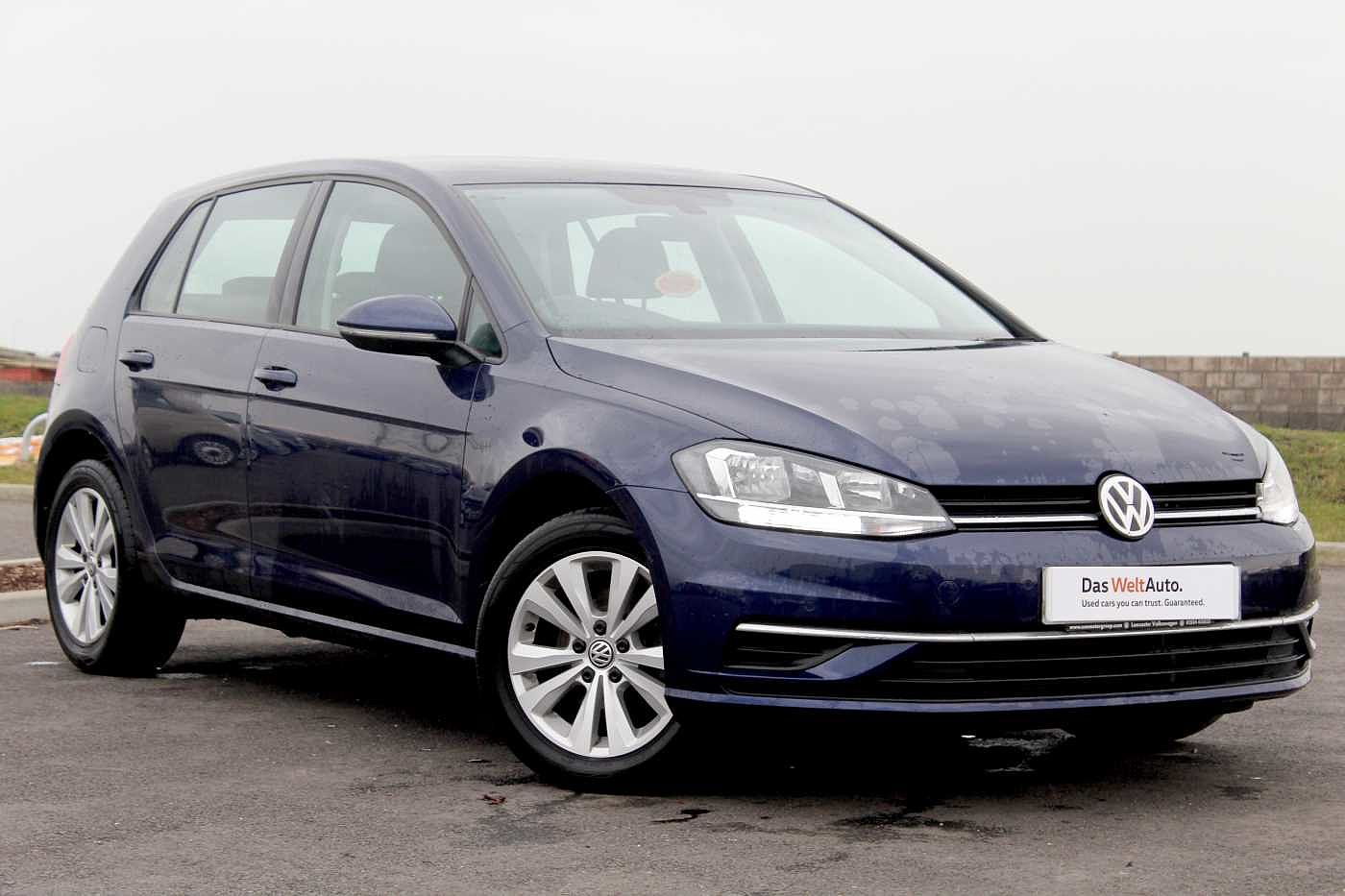 Volkswagen Golf MK7 Facelift 1.4 TSI SE Nav 125PS 5dr