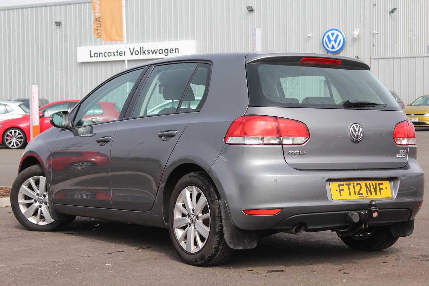 Volkswagen Golf 1.6 TDI Match 105PS DSG 5Dr