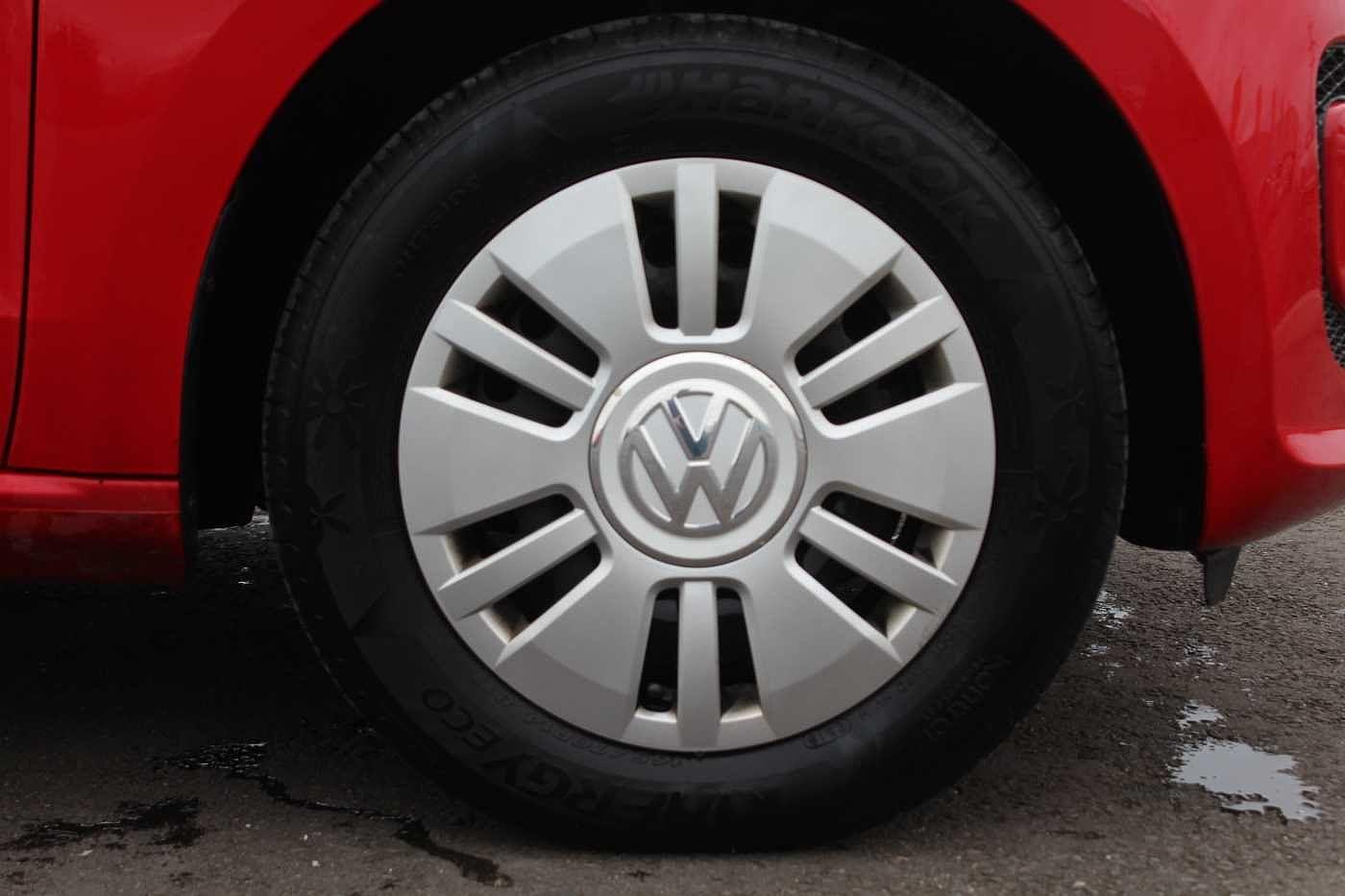 Volkswagen up! 1.0 60PS Move up!