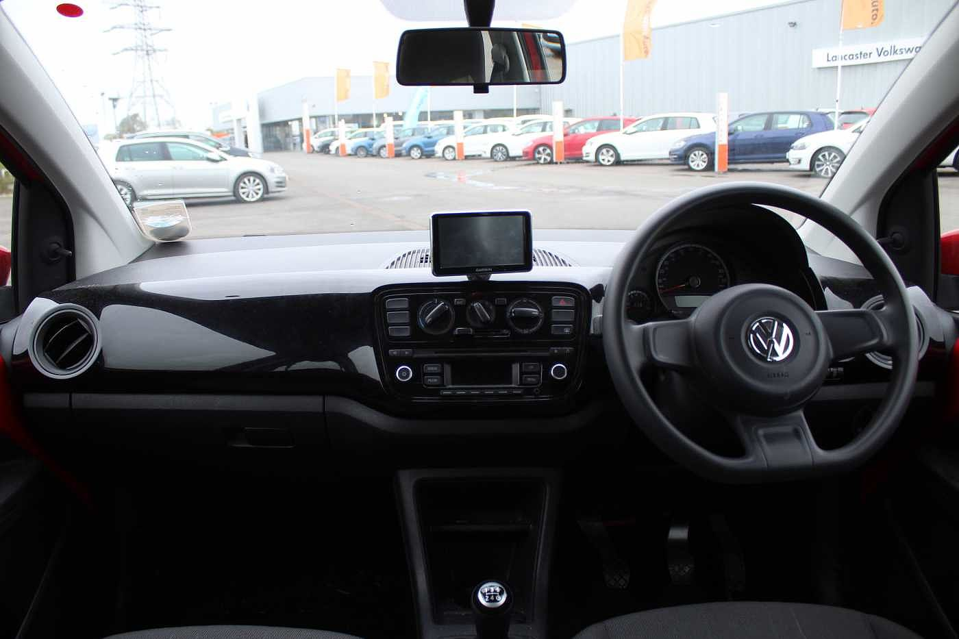 Volkswagen up! 1.0 60PS Move up!
