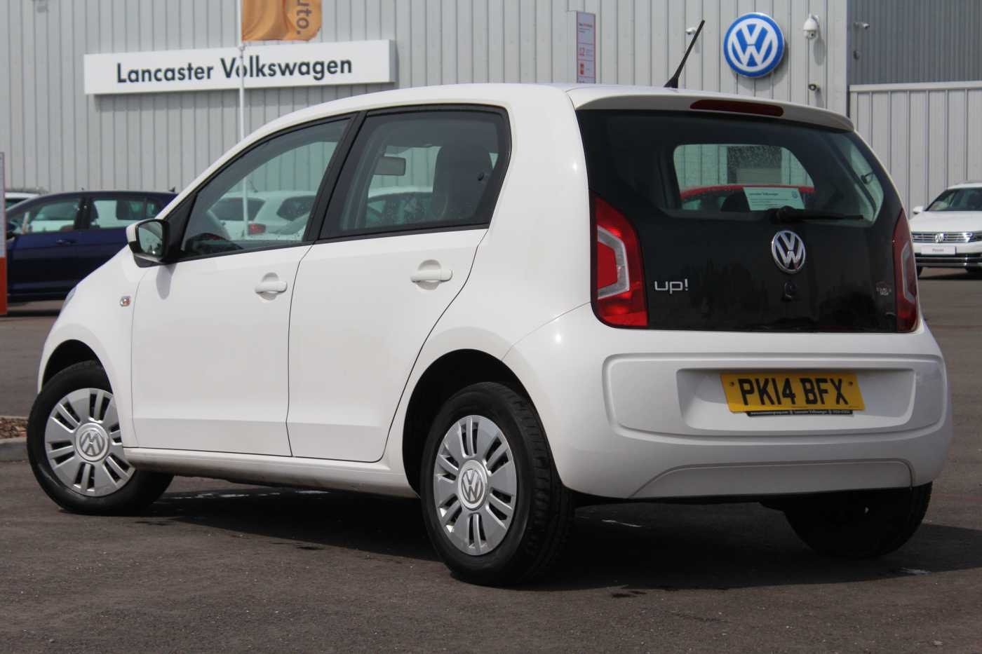 Volkswagen up! 1.0 60PS Move 5Dr