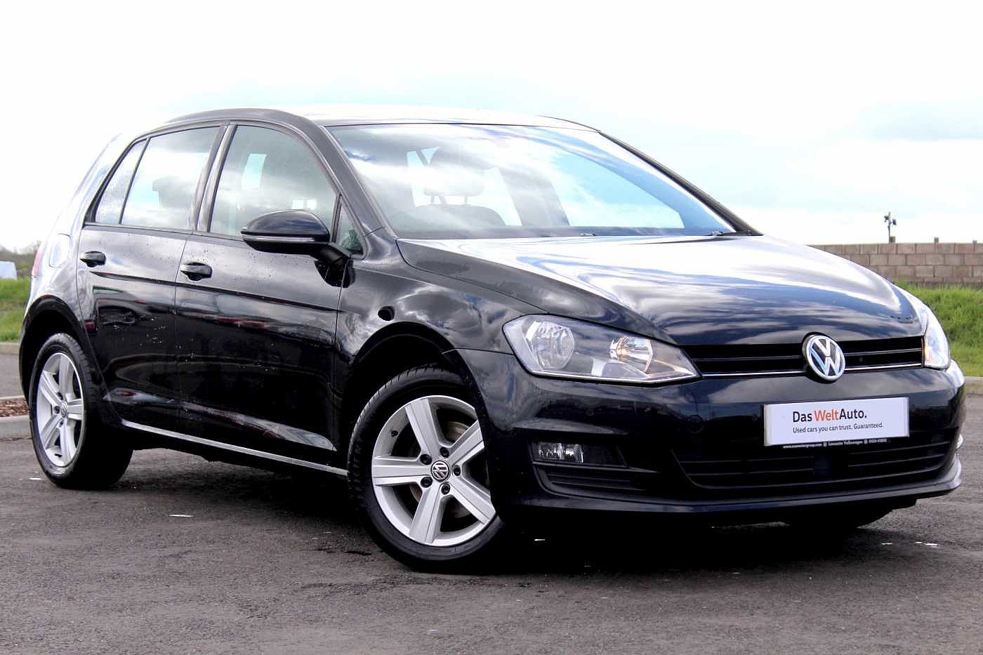 Volkswagen Golf 1.4 TSI Match 122PS 5Dr